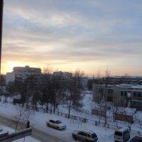 зимнее небо :: juryy kondratev