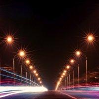 Ночное движение :: Игорь Рабинер