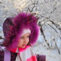 МАША :: Людмила Красникова