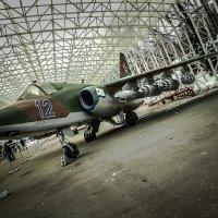 Самолет штурмовик СУ-25 :: Екатерина Рябцева
