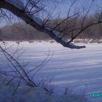 Сакмара зимой :: Марина Карлюк