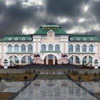 Вокзал :: Сергей Балдин