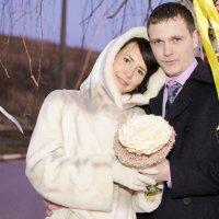 Наталья и Виктор :: Валерий Синегуб