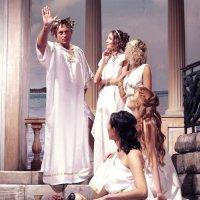 Боги, сошедшие с Олимпа :: Наталия Ружинская