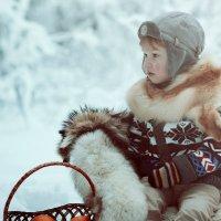 Заснеженная история :: Наталия Ружинская