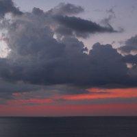 закат над морем :: valeriy g_g