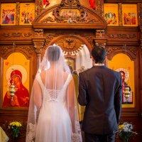Венчание :: Евгений Подгорбунский