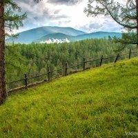прекрасный вид на горы 2 :: Вадим Толстой