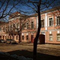 Городская усадьба. Фасад. :: Игорь Найда