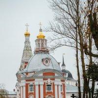 Церковь Смоленской иконы Божией Матери  :: Екатерина Рябцева