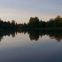 Озеро :: Светлана Амбурцева