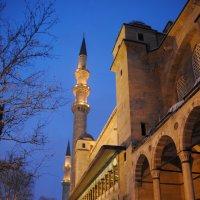 Стамбул. Мечеть Сулеймание. :: Сергей Ляшенко