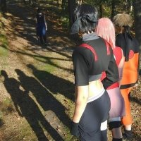 Naruto cosplay :: Josefin Devert