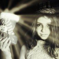 Волшебный сапожок :: Анастасия Воскресенская