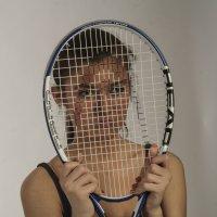 Теннисистка :: Александр Ширяев