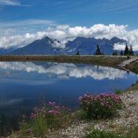 Горное озеро :: Вальтер Дюк