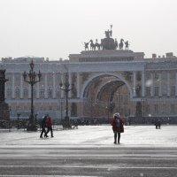 снег сквозь солнце :: Лада Котлова