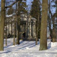В парке :: Татьяна Ямкова