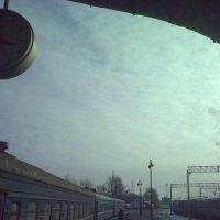 питерский вокзал :: Ирина Каракачёва