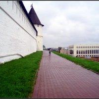 Казанский кремль.Перспектива. :: Ира Егорова :)))