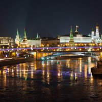 Ночная Москва :: Alex SH