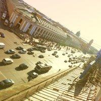 С крыши любимого города.. :: Валентина Потулова