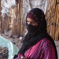 Молодая бедуинка :: Андрей Сазонкин