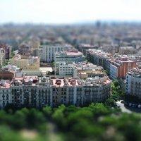 Барселона вид сверху. :: Роман Дмитриев