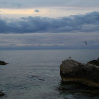 утро  над морем :: valeriy g_g