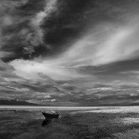 Про небо и лодку :: Герман Евсеев