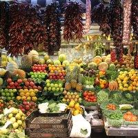 на рынке в Барселоне :: Любовь Шахгильдян