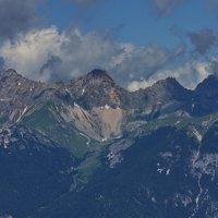 Цветные горы :: Вальтер Дюк