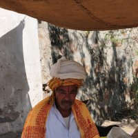 Продавец зерна :: сергей гайтанов