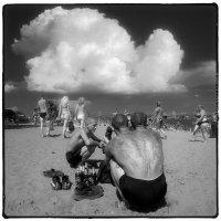 Пляж, Пиво, Девушки... :: Андрей Пашис