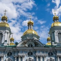 Вспоминая небо Санкт-Петербурга... :: Илья Ившин