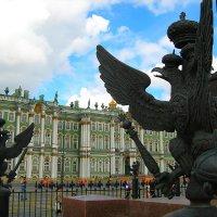 Санкт-Петербург. Дворцовая площадь. :: Илья Ившин