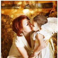мамино счастье :: Ольга Янго