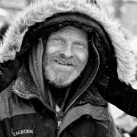 а он простой полярник... :: Андрей Иркутский