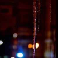 Ночная сосулька :: Алексей Фокин