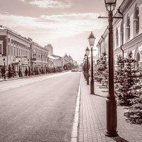 Фонари отдыхают... :: Илья Ившин