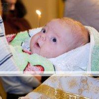 Крещение младенца :: Анастасия ГАВ Гусевская