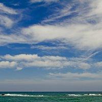 Средиземное море :: Lidiya Dmitrieva