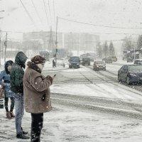 — Алло, Весна, ты где?.. :: Андрей Чуманов