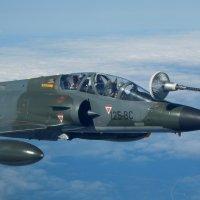 Dassault Mirage 2000 :: Сергей Бушуев