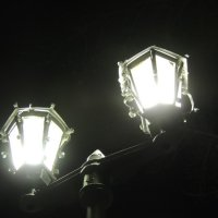 Городской фонарь :: Виталий Вильценс