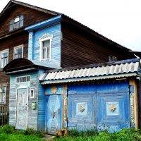 старый город :: Сергей Кочнев