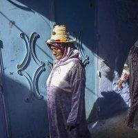 Мароккакнские женщины :: Людмила Синицына