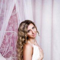 Аннет утром :: Нина Бородина