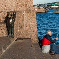 Вечное и быстротечное :: Владимир Лисаев