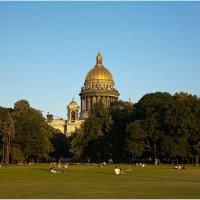 Александровский парк, Исаакиевский собор :: galiyalex .
